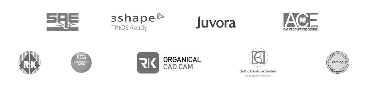 R+K Partner Logos